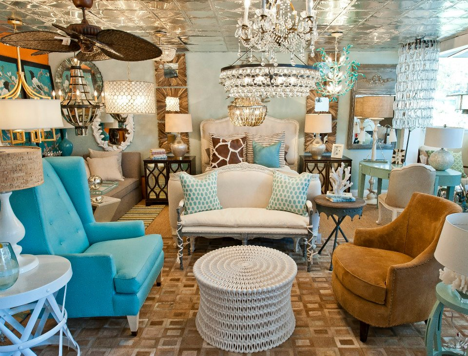 The best home d cor shops in charleston for Local home decor stores