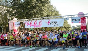 Race for The Cure event pics